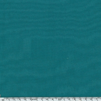 Bord-côte émeraude assorti au jersey coton/spandex 20 x 72 cm