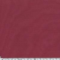 Bord côté bordeaux assorti au jersey coton/spandex 20 x 72 cm
