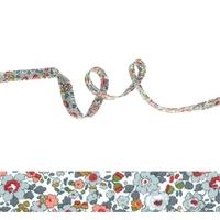 Biais Liberty Betsy Ann Porcelaine coloris P 50cm