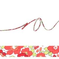Cordon Liberty Betsy Fraise Tagada coloris G 50cm