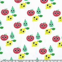 Tissu petits fruits par Marion Billet, 20 x 140 cm