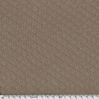 Jersey matelassé moka 20 x 150 cm