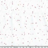 Popeline Confetti Rose Gold 20 x 140 cm