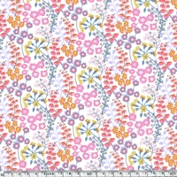 Liberty Primula Blossom rose coloris B 20 x 137 cm
