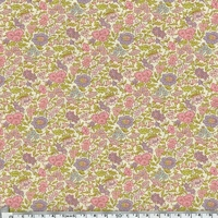 Liberty Favorite Flowers rose coloris C 20 x 137 cm