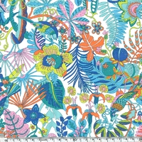 Liberty Tropical Trails coloris A 20 x 137 cm