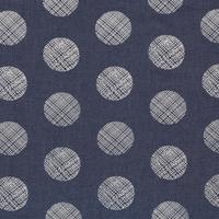 Jean souple Pointelle Rings 20 x 140 cm