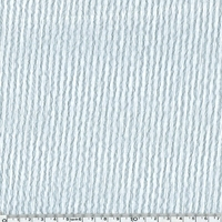 Seersucker classique gris clair 20 x 140 cm