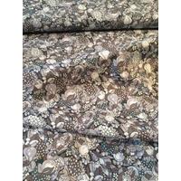 Liberty Osborne's gris coloris D 20x137 cm