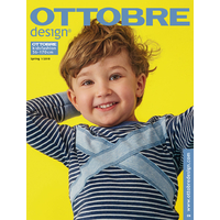 Magazine Ottobre Design 1/2018 en français