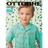 Magazine Ottobre Design 3/2017 en français