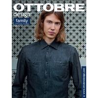 Magazine Ottobre Design Famille 7/2017 en français
