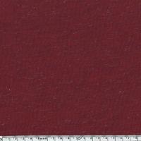 COUPON jersey lurex bordeaux 1m40 x 140 cm