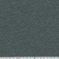 Jersey lurex gris foncé / argent 20 x 150 cm