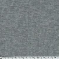 Jersey lurex gris clair / argent 20 x 150 cm