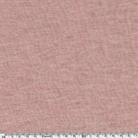 Jersey lurex rose / or 20 x 150 cm