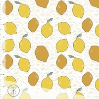 Jersey Citrons 20 x 160 cm