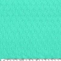 Plumetis coloris vert 20 x 140 cm