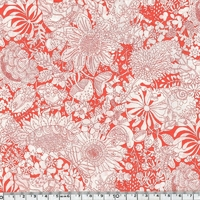 Liberty Fairyland Corail 20 x 137 cm