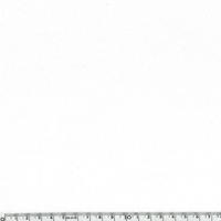 Jersey velours lisse blanc cassé 20 x 140 cm