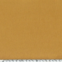 COUPON de Jersey modal coloris moutarde fumé 70 x 140 cm