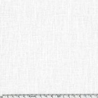 Lin épais coloris blanc 20 x 140 cm