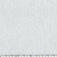 Lin épais coloris blanc cassé 20 x 140 cm
