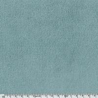 Tissu polaire coloris vert de gris 20 x 140 cm