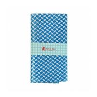 Coupon Enduit Pépin bleu 50 x 70 cm