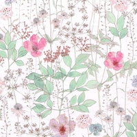 COUPON de Liberty Irma's Garden 70 x 137 cm (2018 Exclusive Alice Caroline collection)