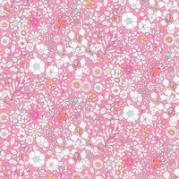 Liberty June's Meadow Pink 20 x 137 cm