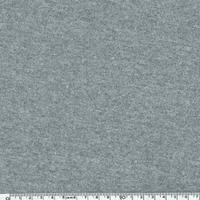 Jersey Frida 90% coton 10% spandex gris chiné 20 x 170 cm