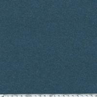 Jersey Frida 90% coton 10% spandex coloris bleu chiné noir 20 x 170 cm