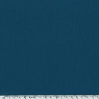 Jersey Frida 90% coton 10% spandex coloris pétrole 20 x 170 cm