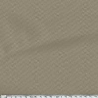 Tissu déperlant souple coloris tabac 20 x 140 cm