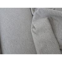 Sweat moucheté gris chiné 20 x 140 cm