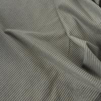 Velours grosses côtes gris 20 x 140 cm
