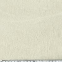 Velours lisse coloris blanc cassé 20 x 140 cm