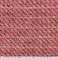 Lainage coloris langouste 20 x 140 cm