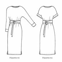 Patron robe Pôpiette