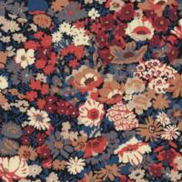 Liberty Thorpe Rouille coloris L 20 x 137 cm