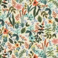 Tissu Amalfi Herb Garden Cream 20 x 110 cm