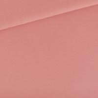 "Sweat léger ""French Terry"" uni coloris desert pink 20 x 150 cm"