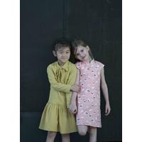 Patron robe Laure (12 mois > 12 ans)