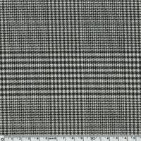 Tissu Prince de Galles classique 20 x 140 cm