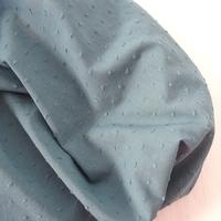 Tissu plumetis coloris bleu canard 20 x 140 cm