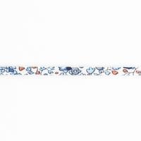 Cordon Liberty Eloise bleu coloris D 50cm