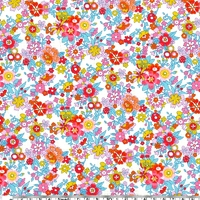 Liberty Floral Waltz Summer coloris A 20 x 137 cm