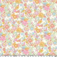 Liberty Floral Waltz Pastel coloris B 20 x 137 cm