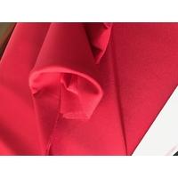 Lycra mat coloris rouge 20 x 140 cm